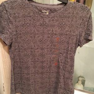 NWOT Ruff Hewn Shirt top size small